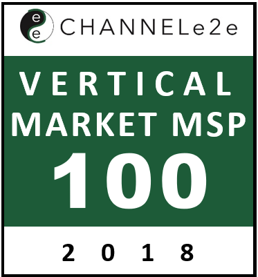 2018 ChannelE2E Top 100 Vertical Market MSPs - FPA Technology Services, Inc.