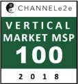 2018 ChannelE2E Top 100 Vertical Market MSPs - FPA Technology Services, Inc.