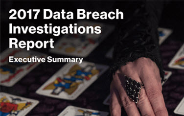 2017 Verizon Data Breaches Report