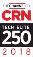 CRN's 2018 Tech Elite 250 list