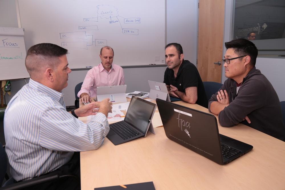 Outsourced CIO & CTO Services