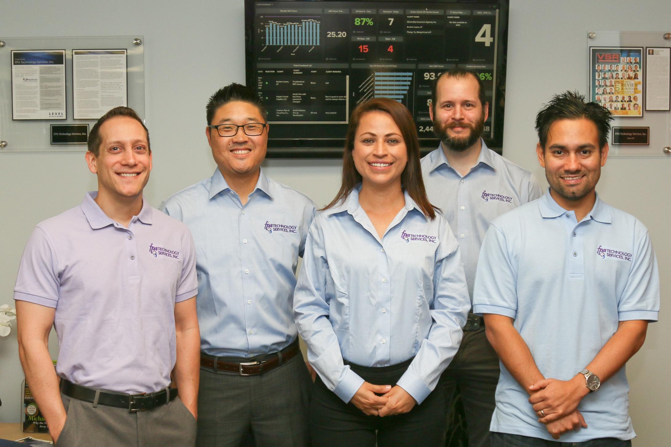 Service Delivery Leadership Team