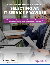 Guide to Selecting an IT Service Provider