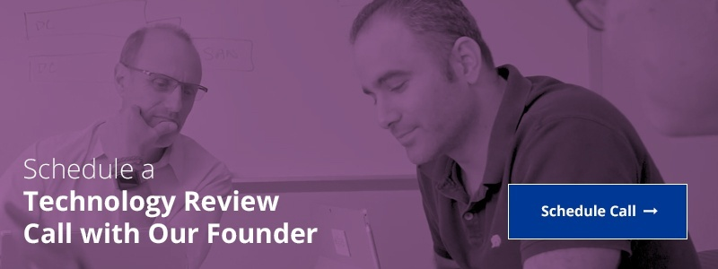 Founders Technology Review Call