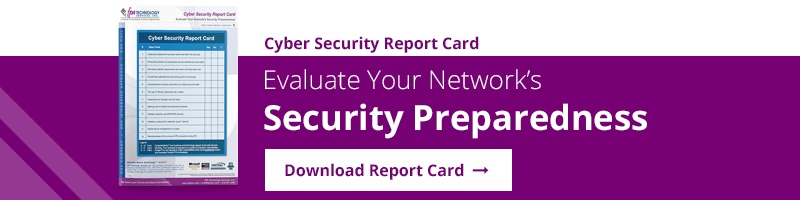 Cyber Security Report Card